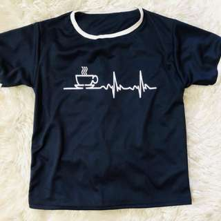 S1 - Women Statement Shirt (coffee)