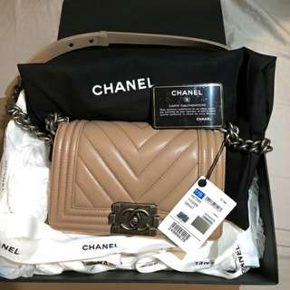 Chanel authentic genuine handbag rush sale