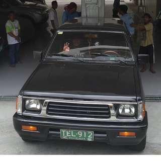 1991 Mitsubishi L200