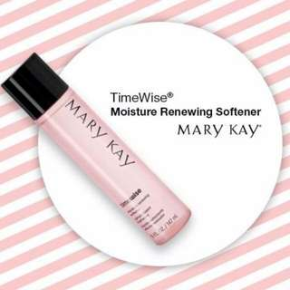 TimeWise® Moisture Renewing Softener