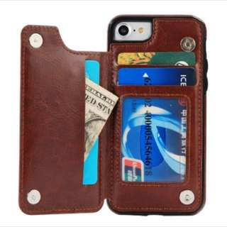 Authentic leather case for iphone 6/6s