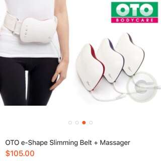BNIB OTO eshape (sealed in box)