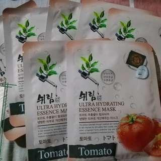Ultra Hydrating Essence Mask Tomato