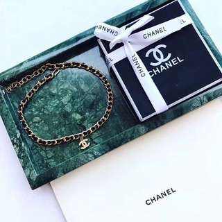 2017 Chanel classic chain necklace