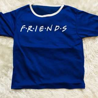 S6 - Women Statement Shirt (friends)