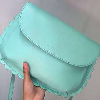 (Repriced!) Charles and Keith Bag WITH FREE SLIMMERS WORLD GC