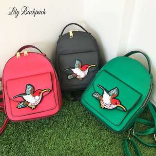 Lily bagpack