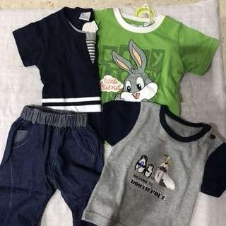 Baju main bayi