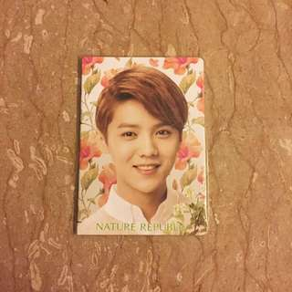 Nature Republic Luhan Notebook