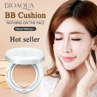 Bioaqua BB CREAM AIR CUSHION Liquid  brightening Bioqua Foundation