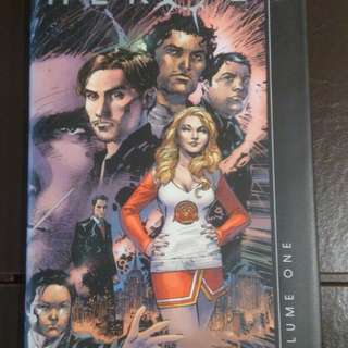 HEROES - Hard Cover