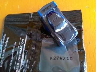 Cars 3 Mini Racers #10 Jackson Storm