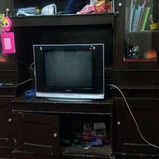 Preloved bufet tv