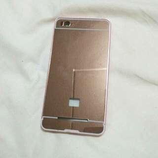 (FREE ONGKIR JABODETABEK*) Mirror bumper case Xiaomi Mi4i