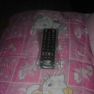 Tv plus remote