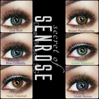 Secret Of Senrose Premium Beauty Lenses