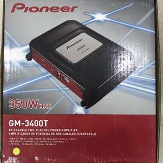 Car Amplifier 2 channel 350W