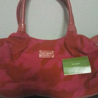 Preloved Red Kate Spade