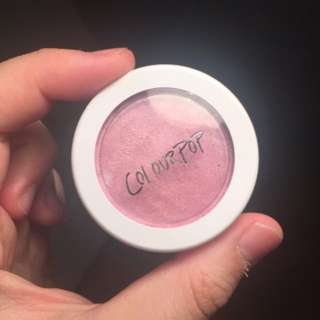 """Colourpop Highlighter """"Forget Me Not"""""""