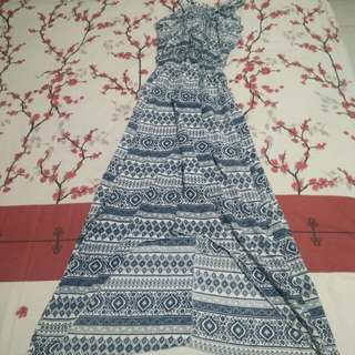 Dress Pantai / Long Dress / Dress Santai