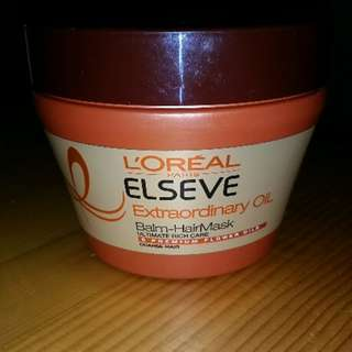 Loreal Elseve Extraordinary Oil Balm Hair Mask