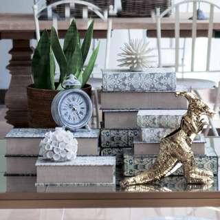Coral Décor Ceramic Sculpture