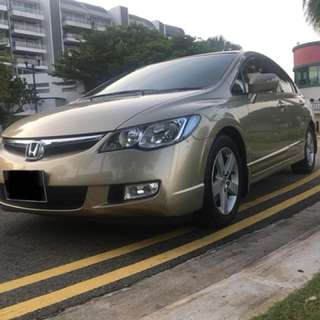 Honda Civic Auto 1.8