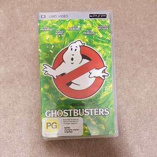 PSP Ghostbusters Movie