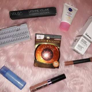 Makeup & Skincare Products 💕