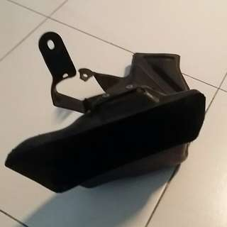 Honda Civic Type R Fd2R left hand side brake air duct