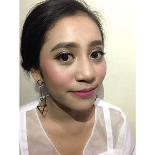 MUA Depok-Bogor-Jaksel-Tangsel