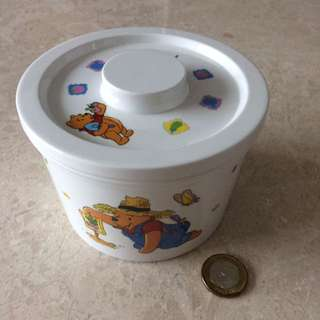 Winnie the Pooh Melamine Canister