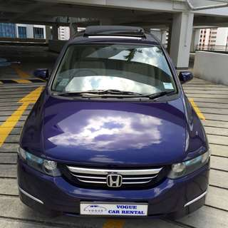 Rental Car Marsiling MRT