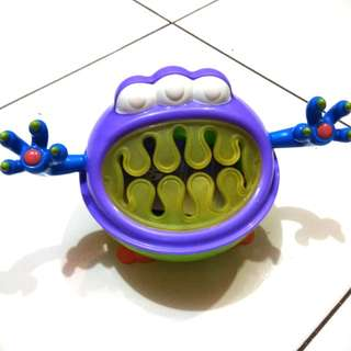 Nuby Monster Snack Keeper