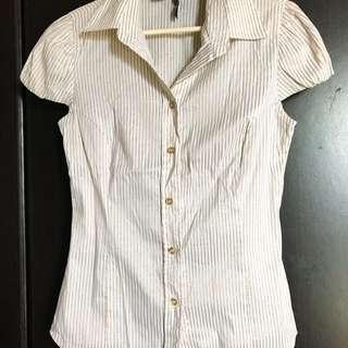 Mango button shirt