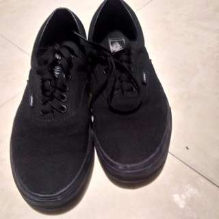 Vans (All Black) Recently bought