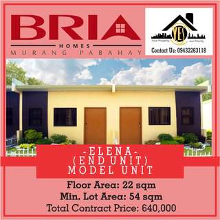 ▾▾ Elena Row house Bria Homes ▾▾