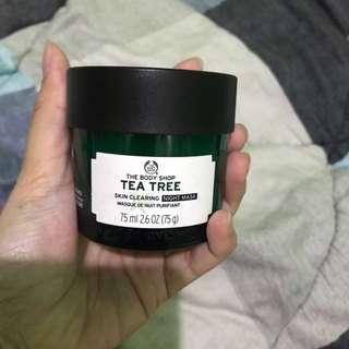 Tbs tea tree night mask