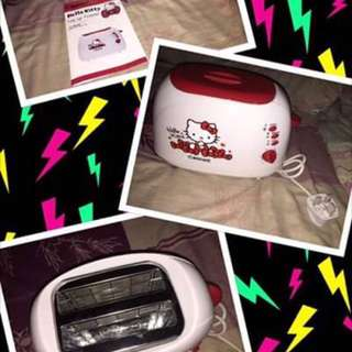 1x Cornell Hello Kitty Toaster For $65 Negotiable !