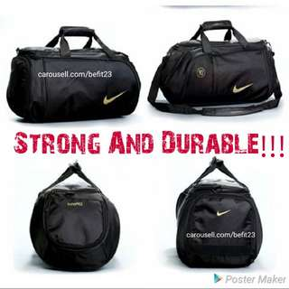 Gym Bag Nike Total 90 Sports Bag Duffle Bag