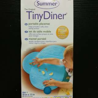 Summer TinyDiner Placemat