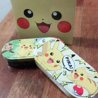 Pokemon pencil case 2 pcs