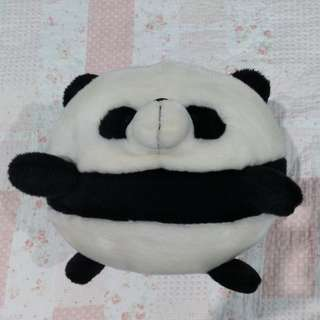 PANDA fluffy pillow
