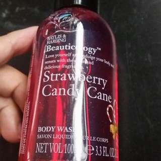 Strawberry Candy Cane
