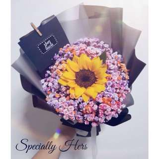 Sunflower Bouquet V2.0