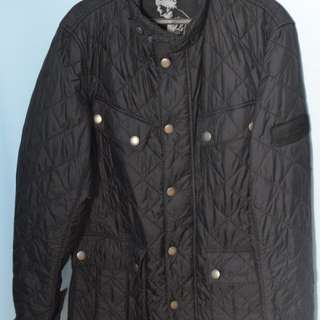 BARBOUR WINTER JACKET