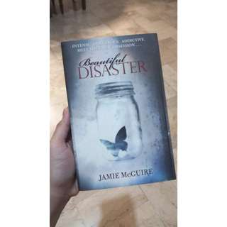 BEAUTIFUL DISASTER by Jaime McGuire