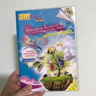 amBook by amdon lower secondary science