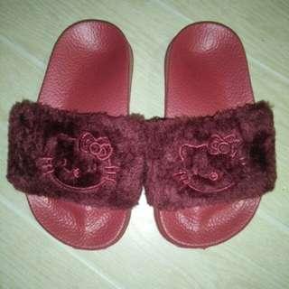Hellokitty Slippers