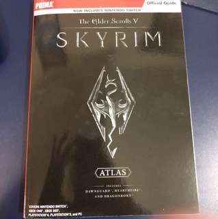 Skyrim Guide Atlas
